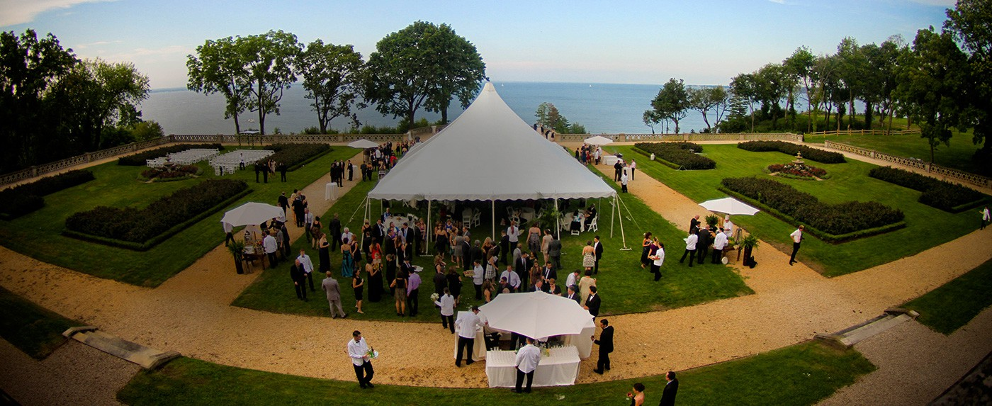 Corporate Event On Long Island At Sands Point Preserve